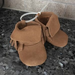 Other - Newborn Moccasins Booties